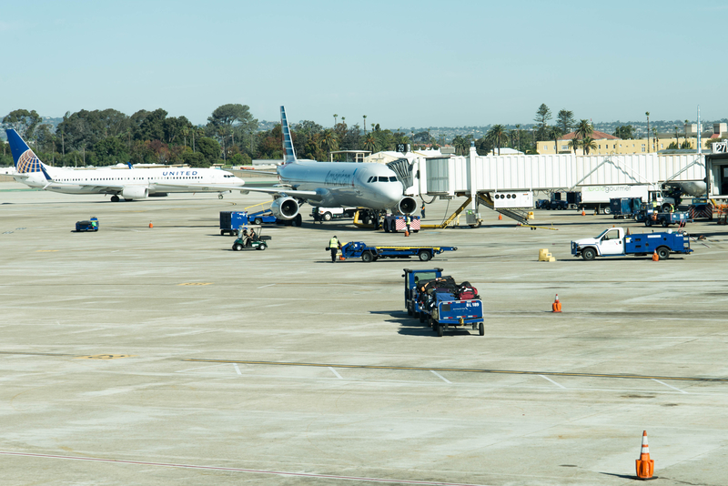 SAT Airport serves Greater San Antonio Area.